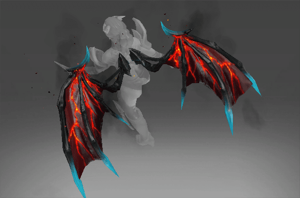 Genuine Wings of Searing Pain