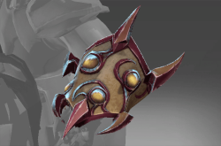 Genuine Chaos Knight's Armlet of Mordiggian