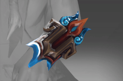 Armplates of the Thunder Ram