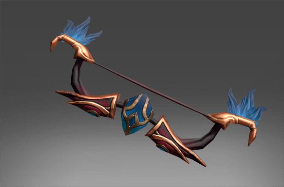 Darkfall Warden Bow