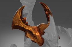 Genuine Shoulderblades of the Red Sand Warrior