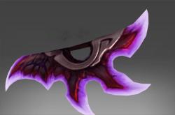 Inscribed Blade of Broken Scale