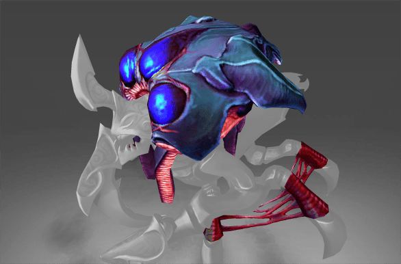 Infused Cursed Zealot Carapace