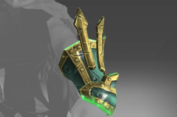 Inscribed Gauntlets of the Sundered King