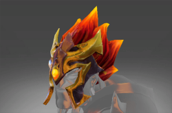 Inscribed Flaming Hair of Blaze Armor