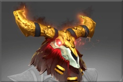 Genuine Golden Infernal Chieftain
