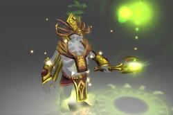 Golden Nether Lord's Regalia Set