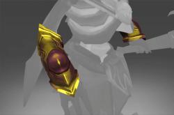 Golden Nether Lord's Bracer