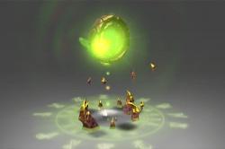 Golden Nether Heart