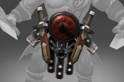 Genuine Chieftain Belt of the Chaos Wastes