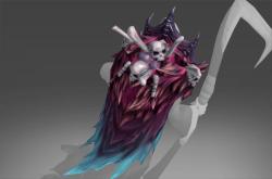 Genuine Lich Robe of the Master Necromancer