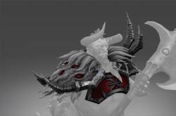 Genuine Eternal Armor of the Chaos Chosen