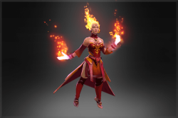 Favored Fiery Soul of the Slayer