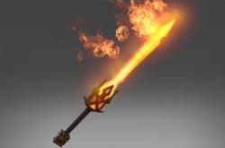 Genuine Eternal Hellblade of the Daemon Prince