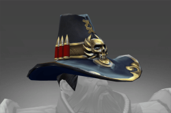 Genuine Grand Hat of the Witch Hunter Templar