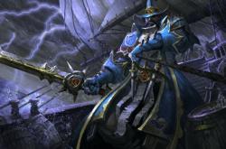 Witch Hunter Templar