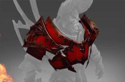 Genuine Eternal Pauldrons of the Daemon Prince