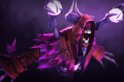 Loading Screen of Lucid Torment