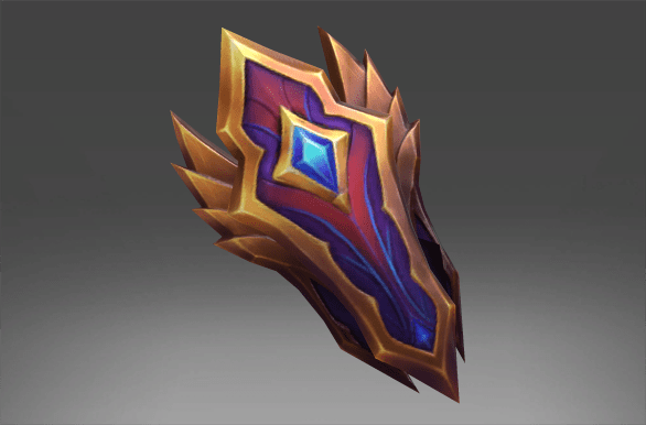 Infused Shield of the Silent Edict