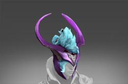 Infused Helm of the Dark Moon Stalker