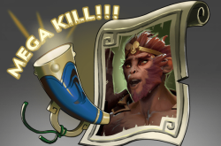 Mega-Kills: Monkey King