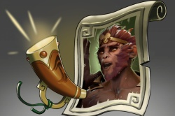 Announcer: Monkey King