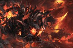 Burning Nightmare