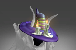 Hat of the Itinerant Scholar