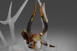 Genuine Eternal Horns of the Daemon Prince