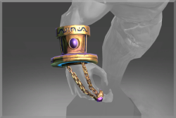 Inscribed Bracers of Endless Stars
