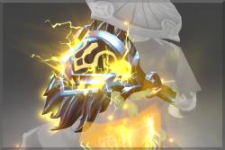 Corrupted Golden Mandate of the Stormborn