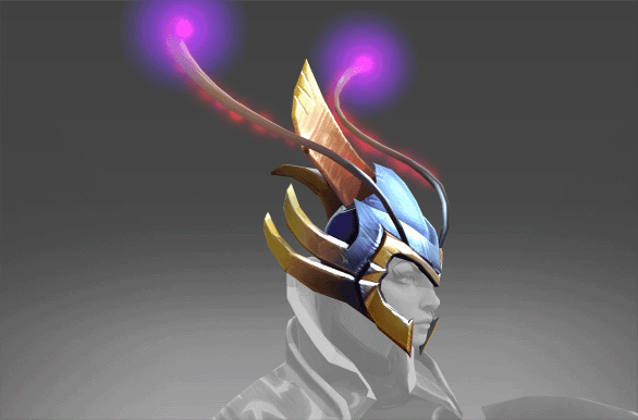 Helm of the Reef Kyte Rider