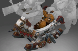 Cart of the Powderkeg Patrol