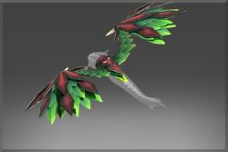 Barding of the Siege-Drake