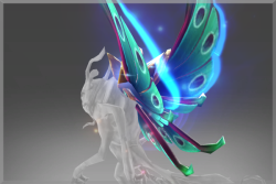 Complete Wings of the Ethereal Monarch