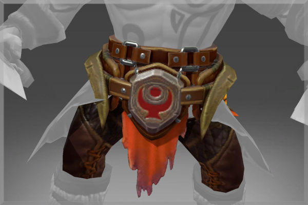 Legacy of a Lost Age - Belt