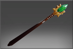 Autographed Scepter of the Grand Magus