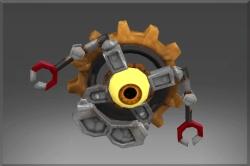 Inscribed Clockwerk Watcher