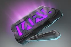Inscribed Dagger Last Hits