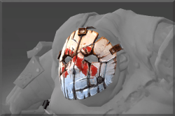 Corrupted Mask of the Mad Harvester
