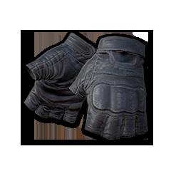 Fingerless Gloves (Leather)