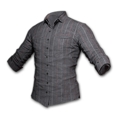 Striped Shirt (Gray)