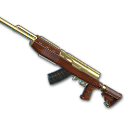 Gold Plate - SKS