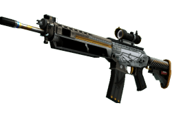 SG 553   Aerial (Factory New)