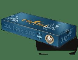 2016年科隆锦标赛炙热沙城 II 纪念包