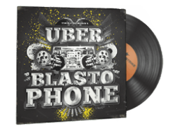Music Kit   Troels Folmann, Uber Blasto Phone