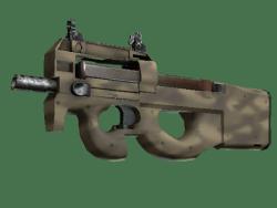 Souvenir P90   Sand Spray (Factory New)