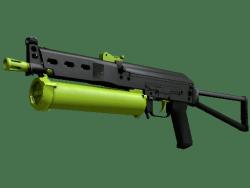 PP-Bizon | Chemical Green (Factory New)
