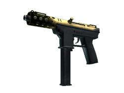 Tec-9 | Brass (Minimal Wear)