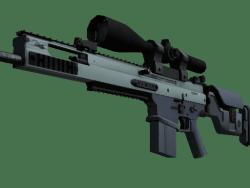 Souvenir SCAR-20 | Storm (Minimal Wear)